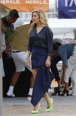ELLIE GOULDING Out and About in Cannes 06/21/2017
