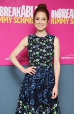 ELLIE KEMPER at Unbrekable Kimmy Schmidt for Your Consideration Event in Los Angeles 06/15/2017