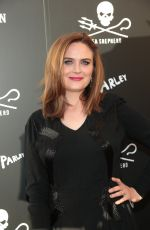 EMILY DESCHANEL at Shepherd Conservation Society's 40th Anniversary Gala in Los Angeles 06/10/2017