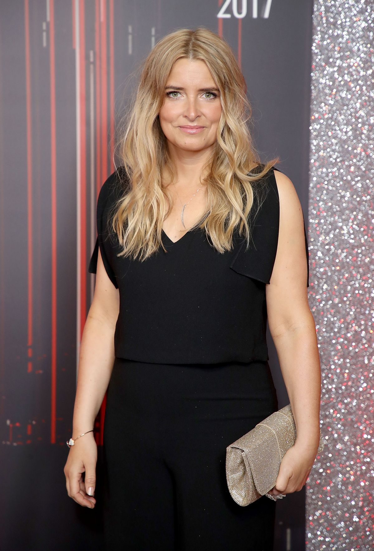 EMMA ATKINS at British Soap Awards in Manchester 06/03/2017
