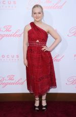 EMMA HOWARD at The Beguiled Premiere in Los Angeles 06/12/2017