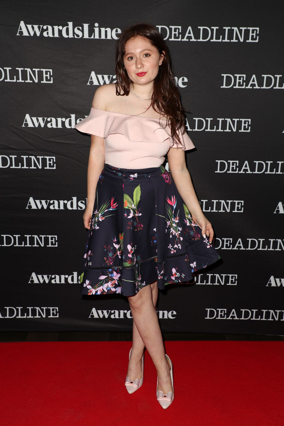 EMMA KENNEY at Deadline Hollywood Emmy Season Kickoff Party in Los Angeles 06/05/2017