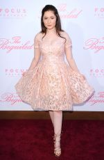 EMMA KENNEY at The Beguiled Premiere in Los Angeles 06/12/2017