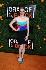 EMMA MYLES at Orange in the New Black Season 5 Premiere Party in New York 06/09/2017