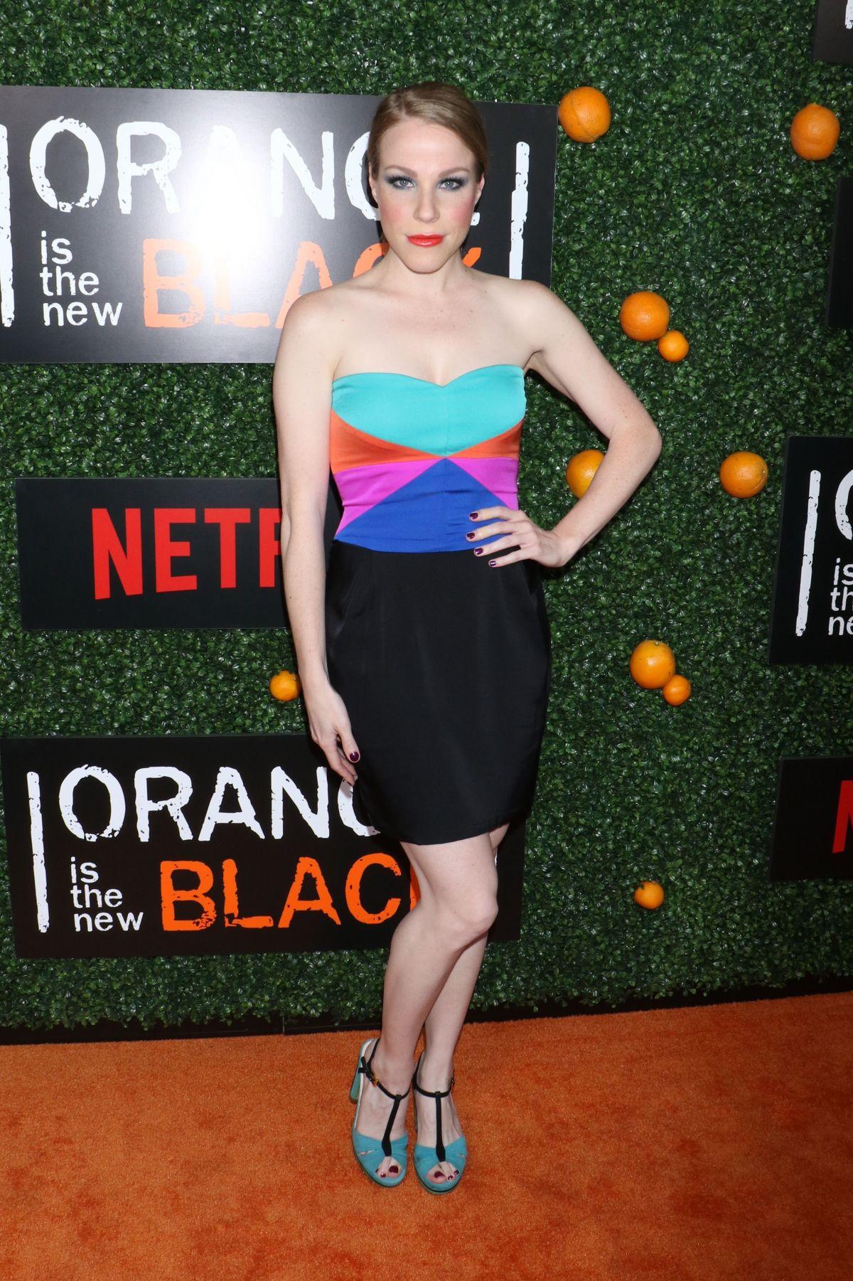 EMMA MYLES at Orange in the New Black Season 5 Premiere ...