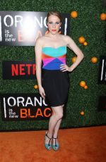 EMMA MYLES at Orange in the New Black Season 5 Premiere Party in New York 06/09/2017