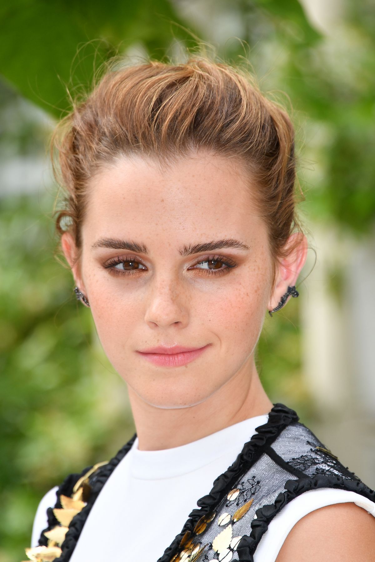 EMMA WATSON at The Circle Photocall in Paris 06/22/2017