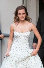 EMMA WATSON at The Circle Premiere in Paris 06/21/2017