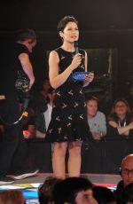 EMMA WILLIS at Big Brother Live Eviction in Hertfordshire 06/16/2017