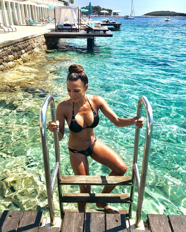 EVA LARUE in Bbikini, 06/22/2017 Instagram Picture\