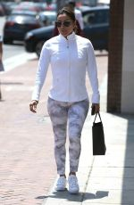 EVA LONGORIA Out and About in Beverly Hills 06/22/2017