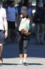 EVA LONGORIA Out Shopping in Vancouver 06/26/2017