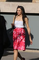 FAMK EJANSSEN Out and About in New York 06/14/2017