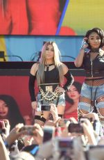 FIFTH HARMONY Performs at Good Morning America 06/02/2017