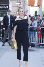 FIONA GUBELMANN Arrives at VH1's Daytime Divas Series in New York 05/30/2017