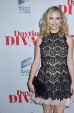 FIONA GUBELMANN at Daytime Divas Premiere in New York 06/01/2017