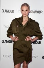 GABRIELLA WILDE at Glamour Women of the Year Awards in London 06/06/2017