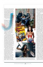 GAL GADOT and PATTY JENKINS in The Hollywood Reporter, May 2017