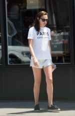 GAL GADOT Out and About in Los Angeles 06/19/2017