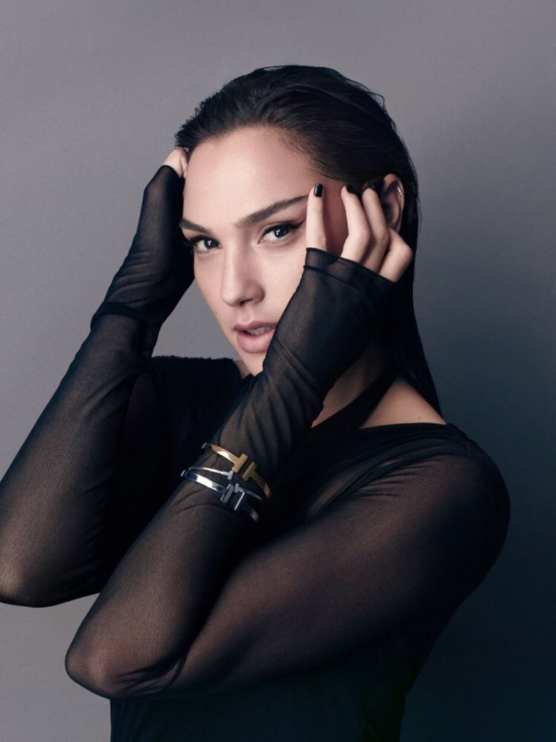 GAL GADOT for Grazia Magazine, China June 2017