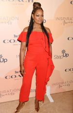 GARCELLE BEAUVAIS at Inspiration Awards in Los Angeles 06/02/2017