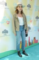 GEORGIE FLORES at Children Mending Hearts 9th annual Empathy Rocks in Los Angeles 06/11/2017