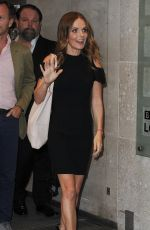 GERI HALLIWELL Arrives at BBC Studios in London 06/26/2017