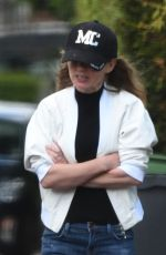 GERI HALLIWELL Out in London 06/01/2017