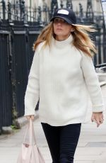 GERI HALLIWELL Out in London 06/09/2017