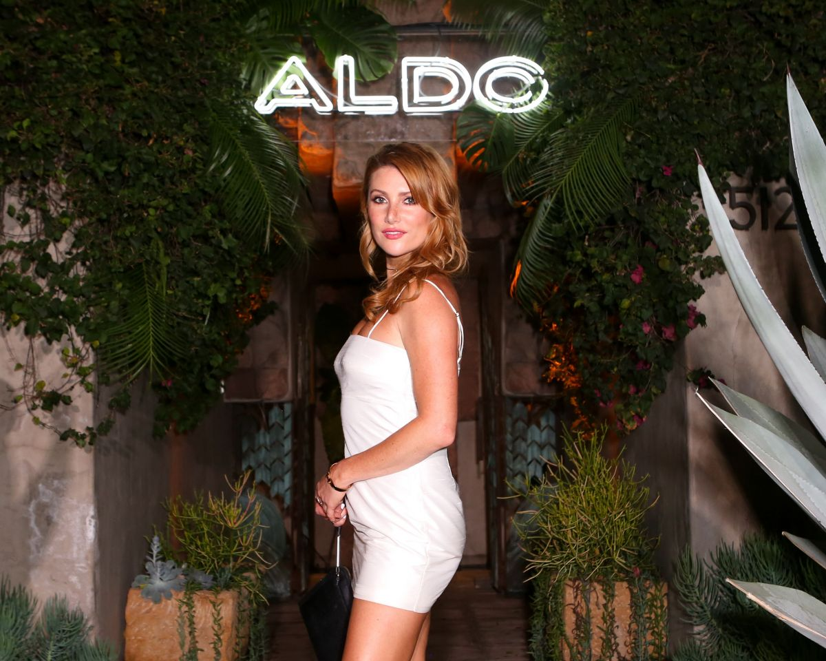 GIA MARIE at Aldo's Exotic Summer Soiree in Los Angeles 06/15/2017