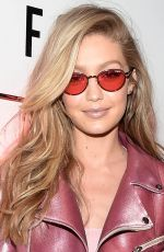 GIGI HADID at Gigi Hadid for Vogue Eyewear Collection Launch Party in New York 06/27/2017
