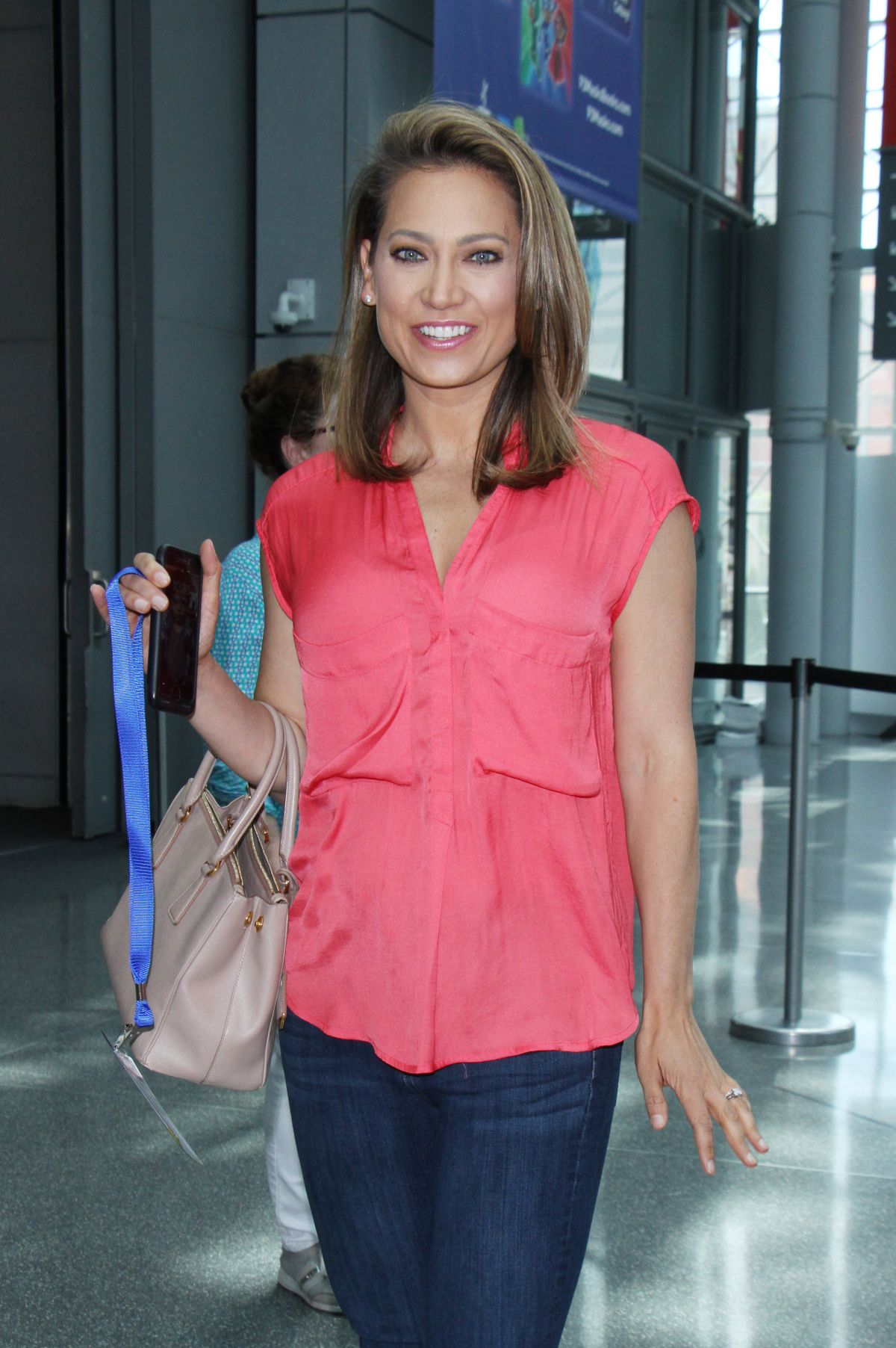 Ginger Zee At Childrens Book And Author Breakfast Book Expo In New