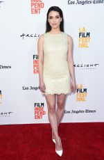 GRACE FULTON at Annabelle: Creation Screening at LA Film Festival 06/19/2017