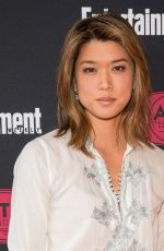 GRACE PARK at Battlestar Galactica Reunion Panel in Austin 06/10/2017