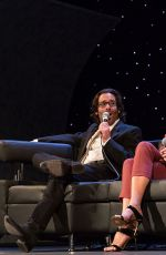 GRACE PARK at Battlestar Galactica Reunion Panel in Austin 06/10/2017