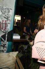 GWEN VAN MEIR at Guess Handbag Soiree in New York 06/15/2017