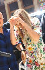 GWYNETH PALTROW Arrives at Crosby Hotel in New York 06/15/2017