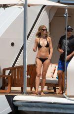 GWYNETH PALTROW in Bikini at a Yacht in St. Tropez 06/19/2017