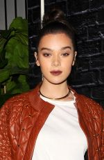 HAILEE STEINFELD at Prive Revaux Launch in Los Angeles 06/01/2017