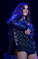 HAILEE STEINFELD Performs at B96 Summer Bash in Rosemont 06/24/2017