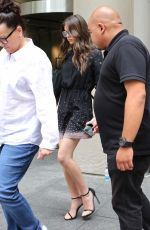 HAILEE STEINFELD Promotes Her Most Girls in Toronto 06/25/2017