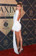 HAILEY BALDWIN at Maxim Hot 100 Party in Hollywood 06/24/2017