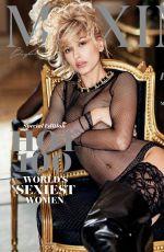 HAILEY BALDWIN for Maxim Magazine, June/July 2017