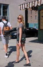 HAILEY CLAUSON Out in New York 06/20/2017