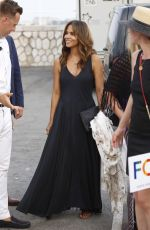 HALLE BERRY at a Party on a Yacht at Cannes Lions Festival 06/22/2017