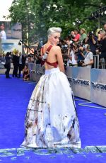 HATTY KEANE at Transformers: The Last Knight Premiere in London 06/18/2017