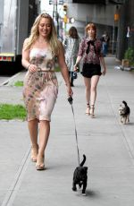 HILARY DUFF at Younger Set in New York 06/06/2017