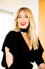 HILARY DUFF for New York Times, 2017