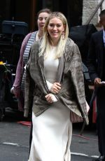 HILARY DUFF on the Set of Younger in New York 06/05/2017