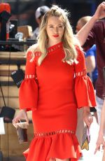 HILARY DUFF on Younger Set in New York 06/12/2017